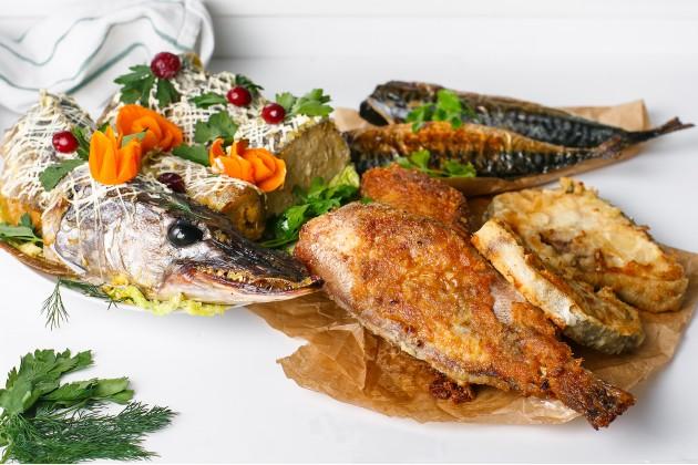 Рыбная кулинария
