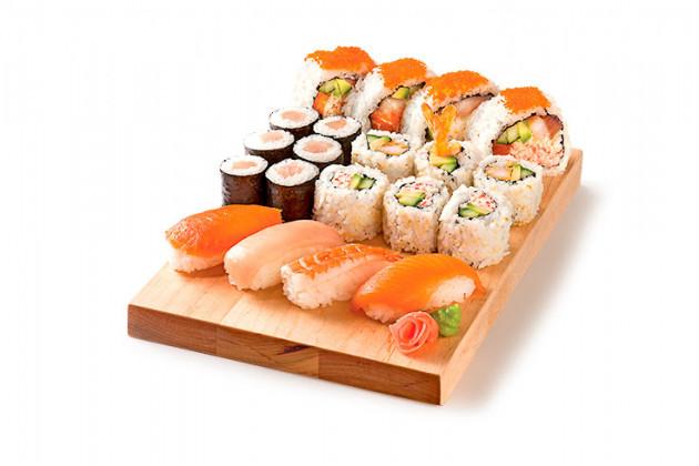 Суши, роллы