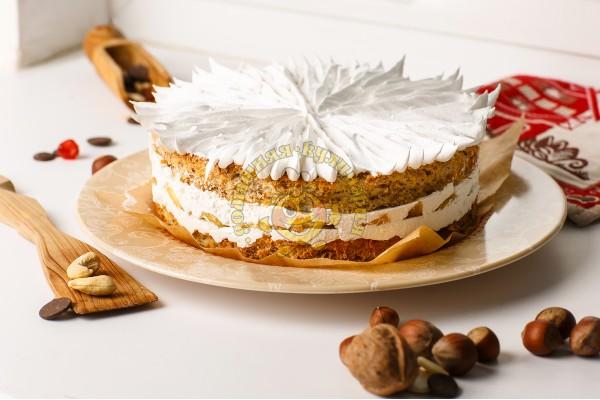 Торт 'Французский яблочный'