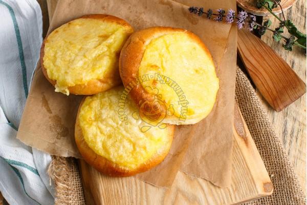 Шанежка с картофелем