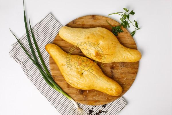 Шоти хлеб грузинский